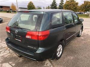 2005 Toyota Sienna! New Brakes! New Timing Belt! Rust Proofed! London Ontario image 4