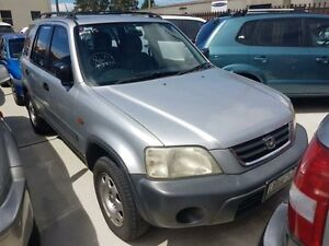 2000 Honda CR-V (4x4) Silver 4 Speed Automatic 4x4 Wagon Georgetown Newcastle Area Preview