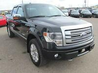 2013 Ford F-150 Platinum - Loaded, One Owner and Local!