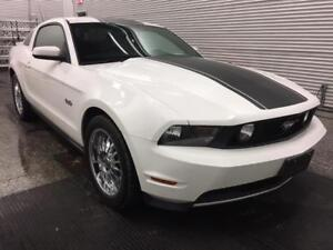 2012 Ford Mustang GT Blanc
