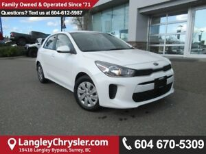 "2018 Kia Rio LX <b>*5"" TOUCHSCREEN MEDIA*BACKUP CAMERA*HEATED..."