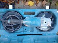 MAKITA 2000W 110V 230MM ANGLE GRINDER GA9050