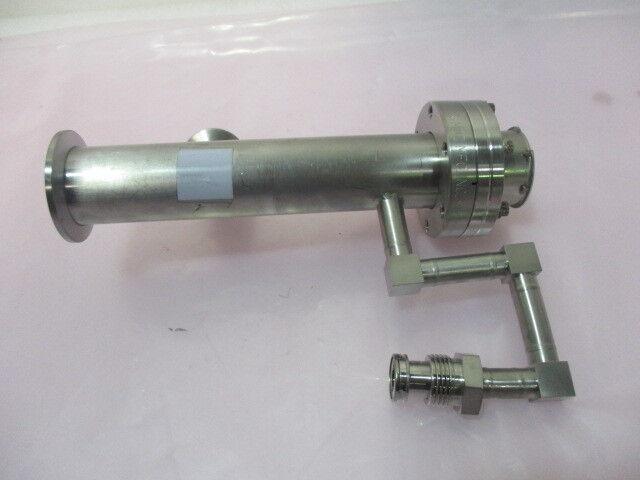 MKS Gas Manifold w/ Ion Gauge, MDC, AMAT 0040-20580, 423267