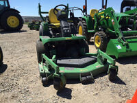 JOHN DEERE 1435 FRONT MOUNT MOWER 24 HP DIESEL ONLY 485 HOURS