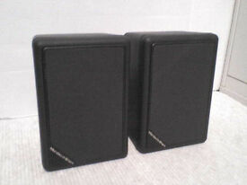 100W Mordaunt-Short Stereo Speakers