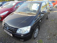 Hyundai Getz 1.6 SPORT (black) 2004