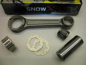new race billet connecting rod kit kawasaki f5 f8 f9 crank. Black Bedroom Furniture Sets. Home Design Ideas