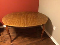 hey look, a dinning room table