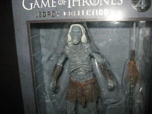 Game Of Thrones- White Walker Figurine- NEW!