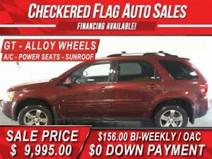 2009 Pontiac Torrent GT W/ POWER SEATS-SUNROOF-A/C