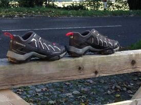 Cycling Shoes: Shimano MT34 SPD Touring Cycle Shoes UK 4.5