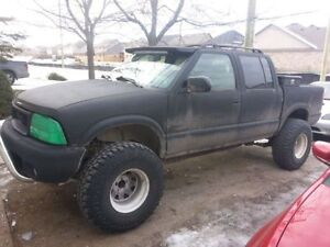 2003 Custom Chevrolet S-10 Pickup Truck