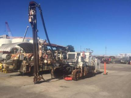 Tamrock Zoomtrack DHA600 Drill For Sale - Located Newcastle NSW