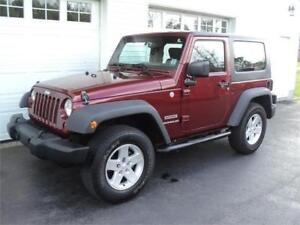 2010 Jeep Wrangler  Financing Available!!!