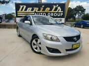2007 Toyota Aurion GSV40R Sportivo ZR6 Silver 6 Speed Sports Automatic Sedan Goulburn Goulburn City Preview
