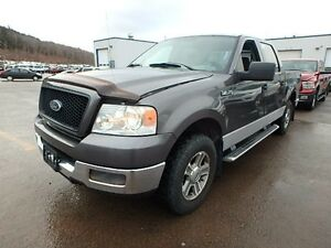 2005 Ford F150 Supercrew XLT 6 foot bed, Accident Free