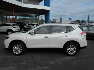 2014 Nissan X-Trail T32 ST X-tronic 2WD White 7 Speed Constant Variable Wagon Bentleigh East Glen Eira Area Preview