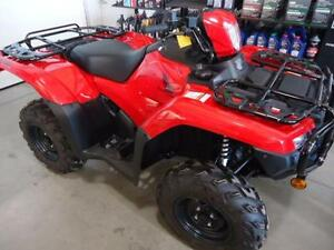 HONDA TRX420 USAGE West Island Greater Montréal image 4