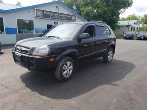 2009 Hyundai Tucson GL FWD Safetied We Finance