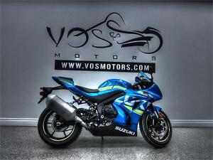 2018 Suzuki GSXR 1000-Stock #V2612NP- No Payments for 1 Year**