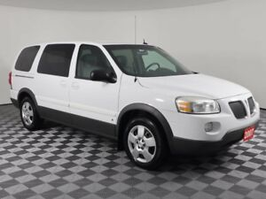 2007 Pontiac Montana SV6 FWD Front-wheel Drive Extended Passenge