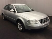VOLKSWAGEN PASSAT 1.9 TDI PD Highline 4dr 275,000 MILES, VW SERVICE HISTORY FROM NEW, HEATED SEATS