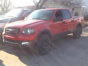 2004 Ford F-150 FX4 $5000 MIDCITY WHOLESALE SOLD!!
