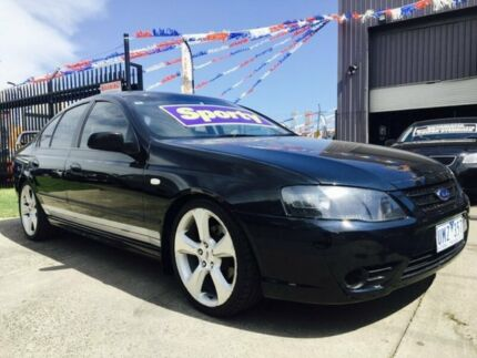 2007 Ford Falcon BF MkII 07 Upgrade XT 4 Speed Auto Seq Sportshift Sedan Brooklyn Brimbank Area Preview