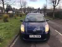 Toyota Yaris 1.3 VVT-i T3 5dr+1OWNER+1YEAR MOT+2KEYS+HPI CLEAN+3 MONTHS WARRANTY+EXCELLANT CONDITION
