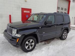 2008 Jeep Liberty Sport North Edition - V6 4x4 -160,000km ~$8999