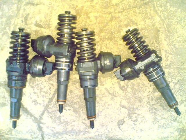 vw golf 5''BXE'' 1.9tdi injectors