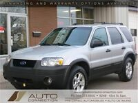 2006 Ford Escape XLT 4x4 ***ONLY 146,000 KM***