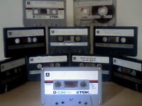 TDK D C90 CASSETTE TAPES x 10 JOB LOT W/ CASES : USED. See images for many other new & used offers.