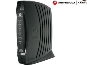 Used MOTOROLA SURFboard SB5101 Cable Modem