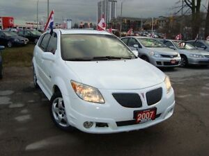 2007 Pontiac Vibe Only 149km Accident Free 2 Owners