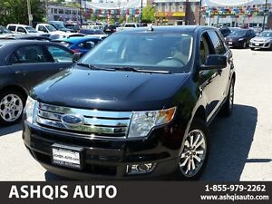 2009 Ford Edge Limited Leather Panoramic roof