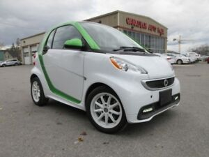 2014 Smart Fortwo Electric Drive ELECTRIC! PASSION, NAV, ROOF, 2