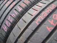 235/35/19 Pirelli P Zero Rosso XL x2 A Pair, 6.0mm (454 Barking Rd, Plaistow, E13 8HJ)
