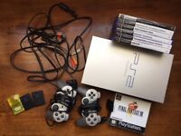Limited Edition Silver PS2