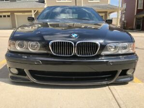 2002 BMW 540i M Package