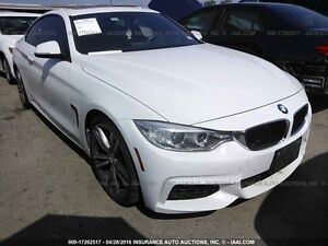 2014-2016 BMW 428I 435I M4 COUPE PARTS FOR SALE PART OUT