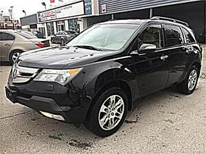 2008 Acura MDX Elite Pkg - LEATHER SUNROOF - NAVI - BACKUP CAM