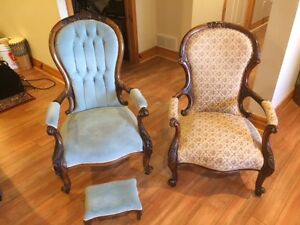 Rosewood Antique chairs