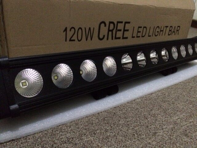 120Watt LED light bar