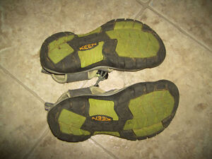 Keens Waterproof sandals Stratford Kitchener Area image 2