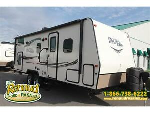 New 2016 Forest River Micro Lite 25 BHKS Travel Trailer