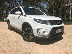 2020 Suzuki Vitara LY Series II Turbo 2WD White 6 Speed Sports Automatic Wagon Bridgewater Adelaide Hills Preview