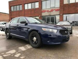 2014 FORD TAURUS AWD POLICE!$32.06 WEEKLY WITH $0 DOWN!LOW KMS!