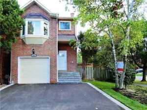 Beautiful Detached, Freehold Home 4 Bdrms + Fin Bsmnt