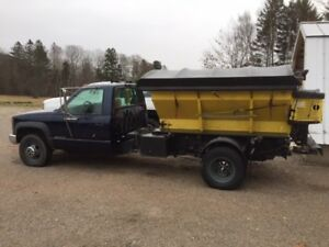 2000 Chevy 3500 Dually Diesel